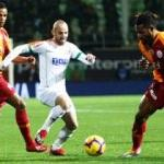 Galatasaray Alanya'da es verdi!