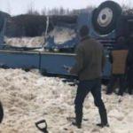 Rusya'da feci kaza: 7 kişi hayatını kaybetti!