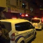 Sultangazi'de eşini döven kişi dehşet saçtı
