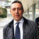 UEFA'yla görüşen Ali Koç'tan açıklama!