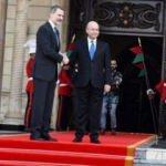 40 yıl sonra ilk ziyaret: İspanya Kralı Irak'ta!