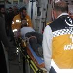 Konya'da bıçaklı kavga: 3 yaralı