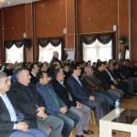 """Erciş'te """"Eğitimde Değişim Parametreleri Çalıştayı"""""""
