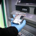 Adana'da ATM'de kameralı düzenek bulundu