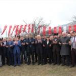 Ermeniler tarafından şehit edilen 71 asker anıldı