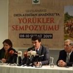 """Bursa'da """"Uluslararası Orta Asya'dan Anadolu'ya Yörükler Sempozyumu"""" düzenlenecek"""
