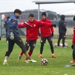 Boluspor'da Afjet Afyonspor maçı hazırlıkları