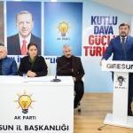 """Şenlikoğlu, """"Nefes Alan Şehir Projesi""""ni tanıttı"""