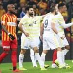 Fenerbahçe 87'de yıkıldı!