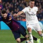 Real Madrid Camp Nou'da avantajı kaptı!