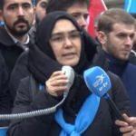 Silivri'de Çin'e 'Doğu Türkistan' tepkisi