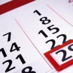 2019 Şubat ayı kaç çekiyor? Şubat ayı 28 gün mü 29 gün mü olacak?
