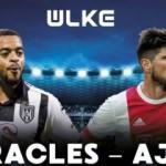 ÜLKE TV'de futbol şöleni! Heracles - Ajax