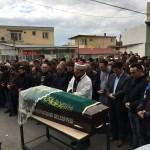 Kayalıklardan düşerek ölen genç kızın cenazesi defnedildi