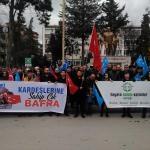 Çin'in Doğu Türkistan politikasına tepkiler
