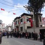 Balıkesir'de Atatürk Kültür Evi ve Ata Kavşağı açıldı