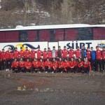 Siirtli öğrenciler, Trabzonspor'un maçını izleyecek