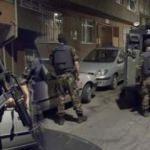 İstanbul polisinden 'Şahinler'e operasyon