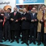 Cumhurbaşkanı Yardımcısı Oktay Kahramanmaraş'ta