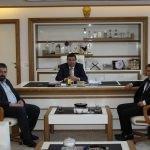 ASDEF'ten Başkan İkiz'e ziyaret