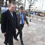 AB Türkiye Delegasyonu Başkanı Berger, Bodrum'da