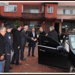 Vali Erdoğan Bektaş'tan ziyaret