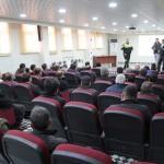 Midyat'ta öğrencilere trafik eğitim