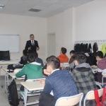 Başsavcı Aydemir'den öğrencilere hukuk ve adalet dersi