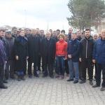 AK Parti Sivas Milletvekili Soluk, Hafik'te
