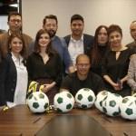 HDI Sigorta Alex de Souza'yı İstanbul'da ağırladı