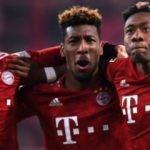Bayern Münih Coman ile kazandı
