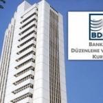 BDDK'dan bankalarla ilgili önemli karar