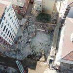 Çöken bina ile ilgili ön inceleme raporu açıklandı!