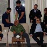 Alex'ten Fenerbahçe'ye ziyaret