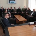 Yozgat Valisi Çakır Sorgun'u ziyaret etti