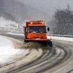 Kırklareli'nde kar yağışı etkisini arttırdı