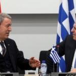 Hulusi Akar'dan NATO'da önemli görüşme