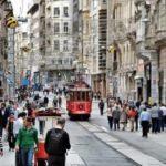 İstiklal Caddesi'ndeki doluluk yüzde 100'e çıktı!