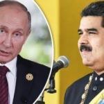 Rusya'dan herkesi şaşırtan Venezuela kararı! Resmen darbe vurdular