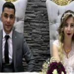 Sevgililer gününde nikah masasına oturdular