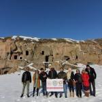 Ercişli gençler, Bitlis'i gezdi
