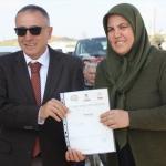 Antalya'da sera üreticilerine sertifika