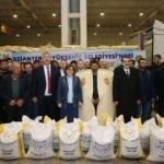 2 bin 800 yetiştiriciye 1400 ton süt yemi dağıtıldı