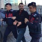 Samsun'da cezaevi firarisi yakalandı