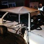 Ordu'da minibüs ile otomobil çarpıştı: 4 yaralı