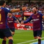Messi coştu Barcelona geri döndü!