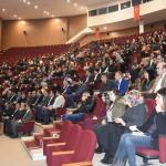 """""""İslam Coğrafyası Sorunlar ve Çözümleri"""" paneli"""