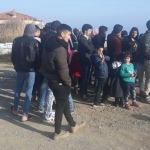 Balıkesir'de 37 düzensiz göçmen yakalandı