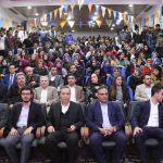 AK Parti Siirt Gençlik Kolları Danışma Meclisi Toplantısı
