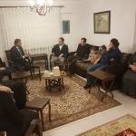 Serdivan Belediye Başkanı Alemdar vatandaşlarla buluştu